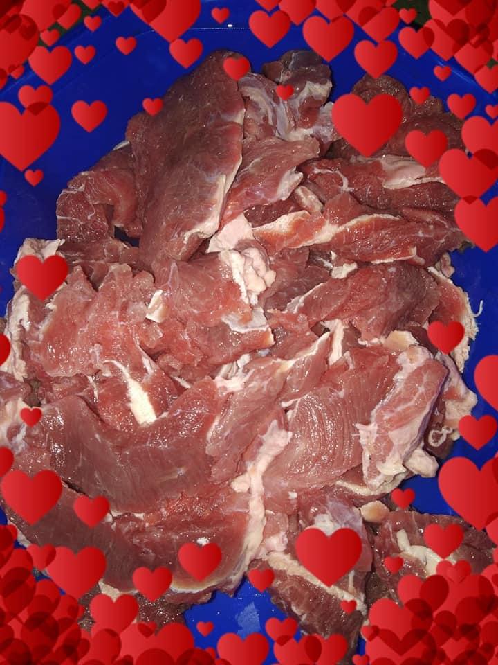 perapan daging