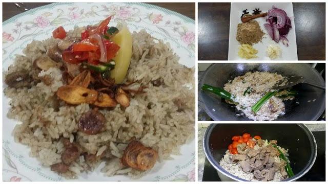 Resepi Nasi Daging Super Power Yang Senang Dibuat Tapi Rasanya Memang AWESOME GILER Ini Wajib